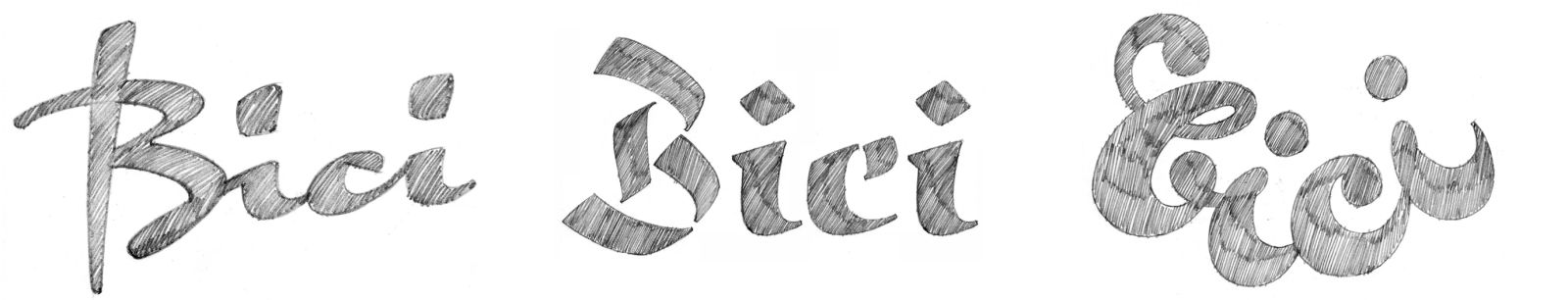 Bici sketches banner